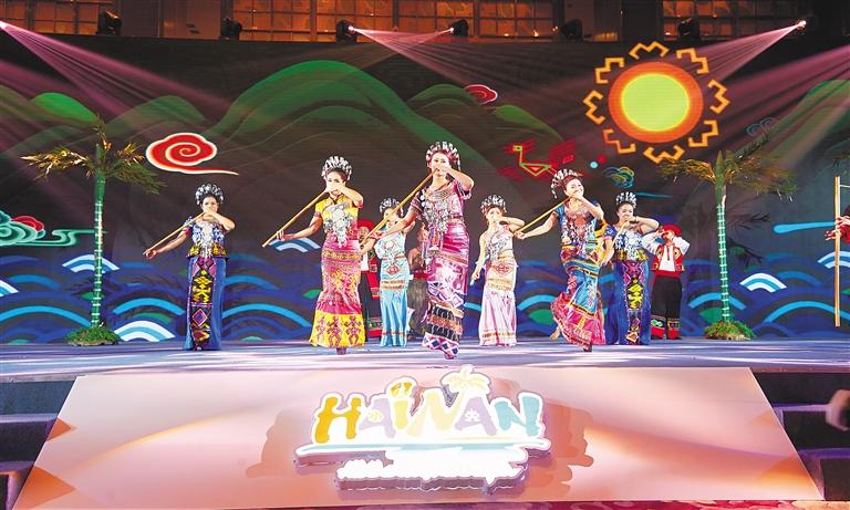 海南欢乐节来啦!17项主体活动、6大会场,狂欢到新年!